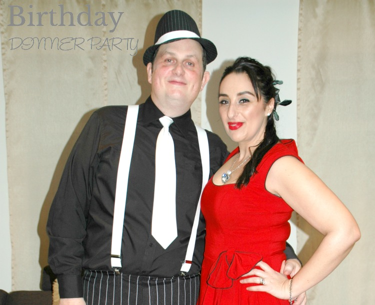 MURDER MYSTERY BIRTHDAY DINNER PARTY: VIVA LAS VEGAS!